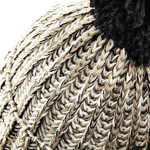 Détail bonnet Beechfield B485